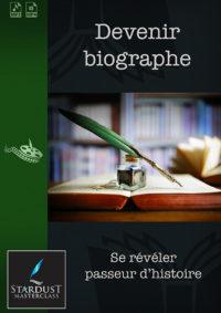 Formation devenir biographe