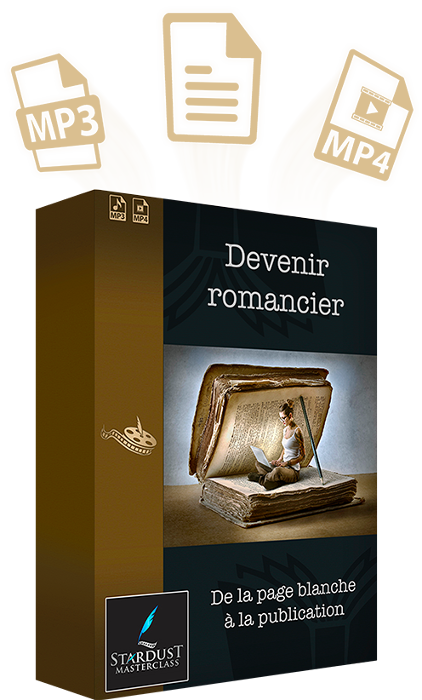 Pack formation romancier mp3 mp4