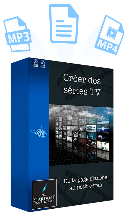 Pack formation Séries TV MP3 MP4