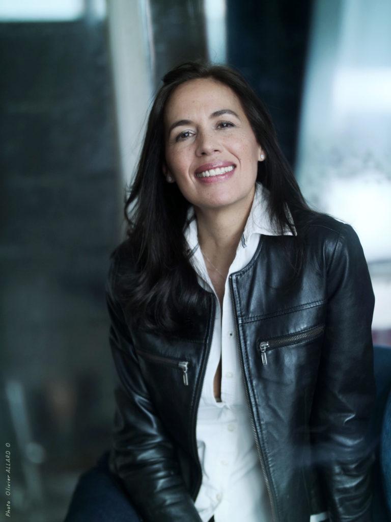 Harriet Marin - Fondatrice Stardust Masterclass - Auteur - Réalisateur - Producteur