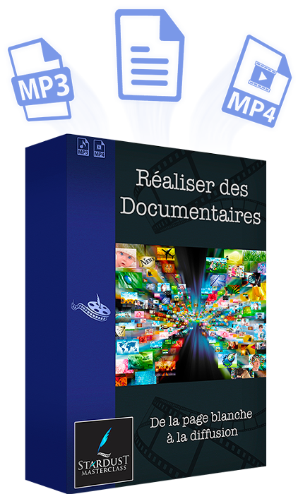 Pack formation Documentaire MP3 MP4