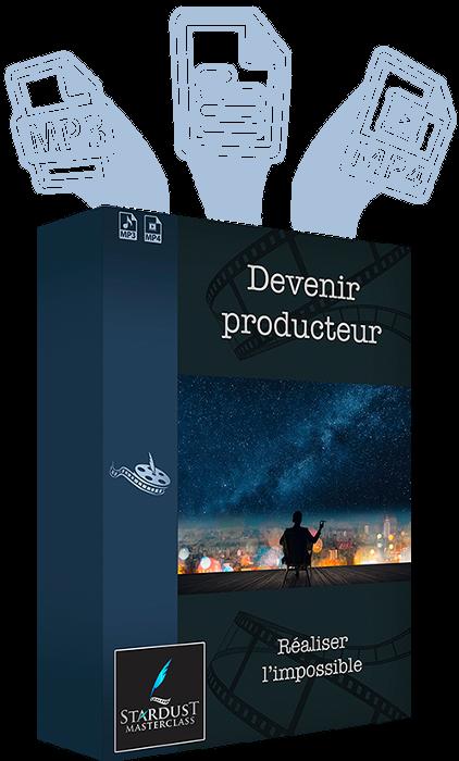 Box Formation Producteur Cinéma MP3 MP4