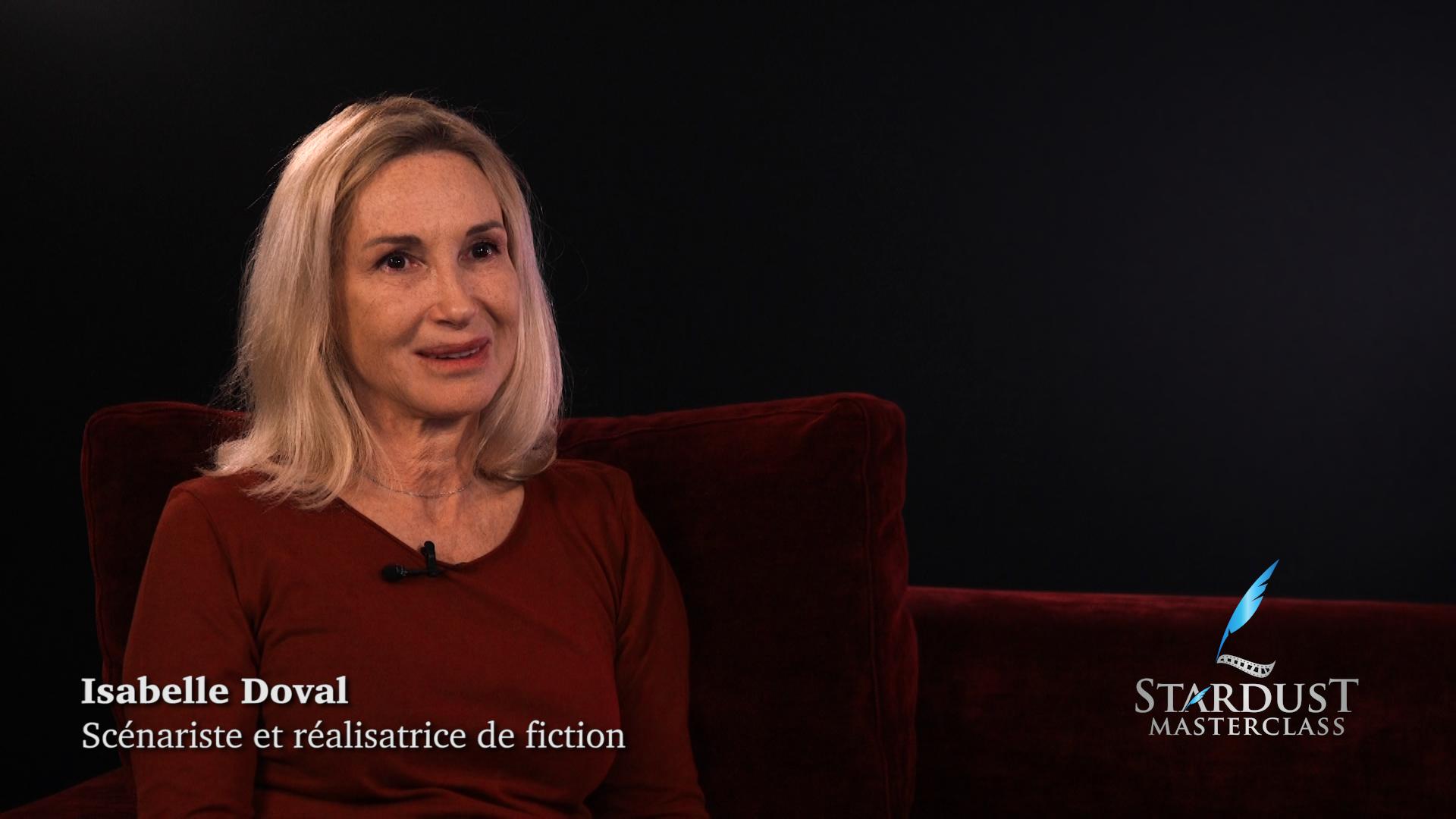 Isabelle Doval   Intervenante formation Métier Réalisateur Stardust MasterClass