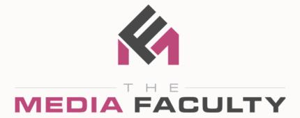 Logo The Media Faculty