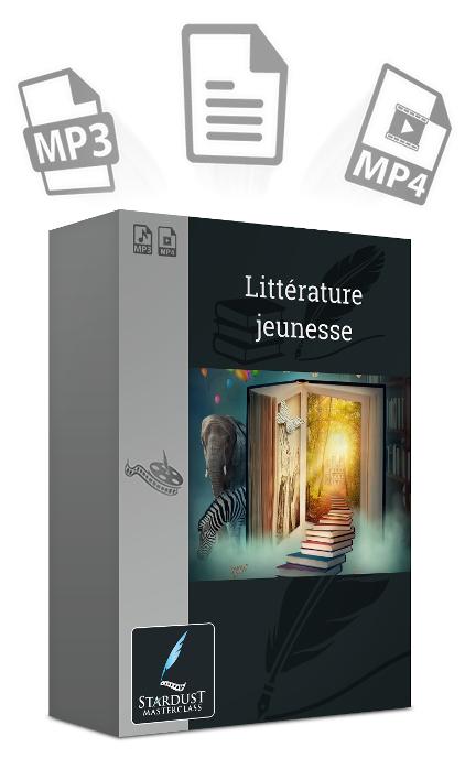 pack formation littérature jeunesse