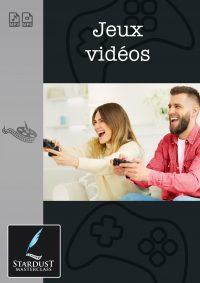 présentation jeux vidéos formation